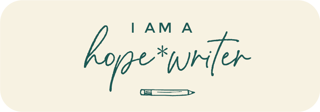 hope*writersbadge